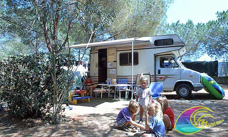 Roulotte Camping Calanchiole